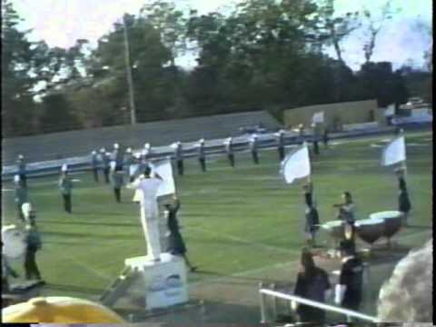 Tommy Moore. then the GBHS High School Band. 1994