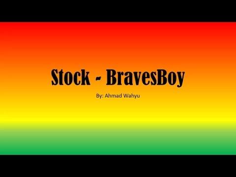 Stock - BravesBoy Full Lyrics
