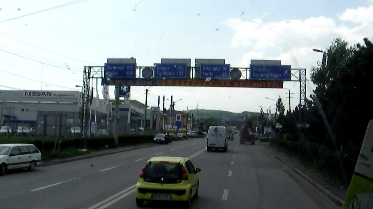 2008 Trucking to Turkey, part one