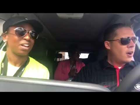 KMS Teacher of the Year Carpool Karaoke
