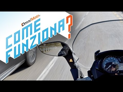 BMW Side View Assist | #comefunziona