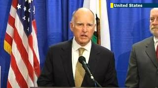 California Declares Drought Emergency: Governor Jerry Brown could face driest year on record