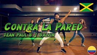 Download Contra La Pared - Sean Paul & J Balvin by Lessier Herrera Zumba Mp3 and Videos