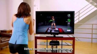 UFC Personal Trainer - Xbox 360 Kinect Trailer