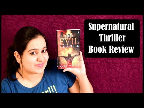 The Evil Trance by Mark Dysan | Indian Book Reviews | bookGeeks India