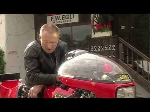Kawasaki Z-Modelle als Tuning-Basis - Fritz W. Egli