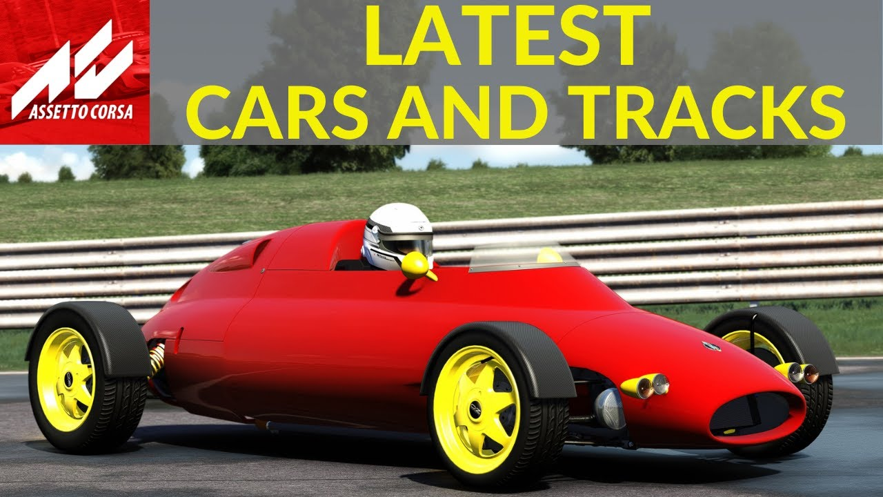 New and Updated Mods in Assetto Corsa