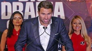 'GGG' Gennady Golovkin vs. Sergiy Derevyanchenko FULL POST FIGHT PRESS CONFERENCE | Boxing