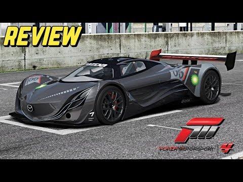 FORZA 4 - Mazda Furai REVIEW