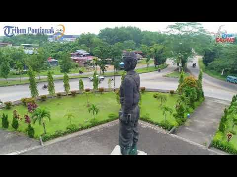 Bundaran Ali Anyang, Pesan Perjuangan Kalimantan Barat