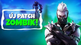 NEW PATCH! | ZOMBIE INVASION! | FORTNITE HALLOWEEN! (Fortnite Battle Royale)