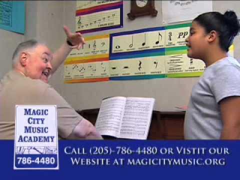 http://www.magiccitymusic.org Music Lessons, Birmingham, AL, Magic City Music Academy