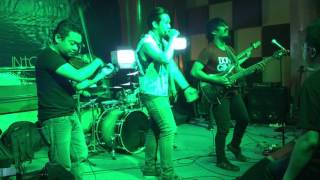 """JUMPER-FI at Chic's Music - CHRISTIAN ROCKINDO """"From The Darkness Into The Light"""" Part 2"""