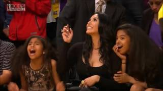 kobes amazing last 3 minutes and 20 seconds lakers jazz 4132016