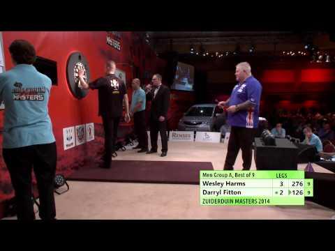 ZM14 A3 Wesley Harms vs Darryl Fitton