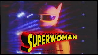 CRO - SUPERWOMAN (Official Video)