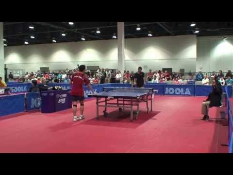 Yuan Xiaojie vs Chen Hongtao Men