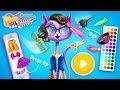 Farm Animals Makeover - Cute Virtual Pet Salon - TutoTOONS Games for Kids
