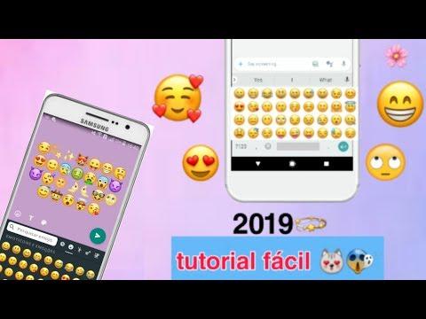 COMO TER EMOJI DO IPHONE NO ANDROID!! (método 2019)