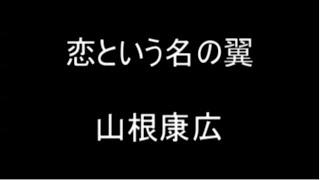 山根康広 - 恋という名の翼