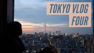 LAST WEEKEND IN TOKYO - Shin-Okubo, Akihabara, Shibuya -Japan Vlog Nine
