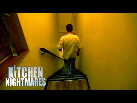 Young Chef Walks Out - Ramsay's Kitchen Nightmares