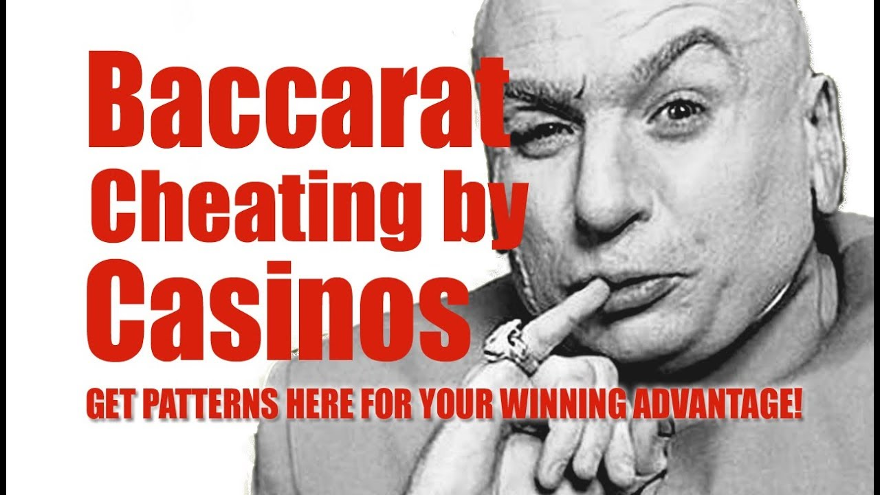 Baccarat Cheats