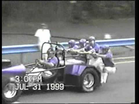 Fire Department Racing