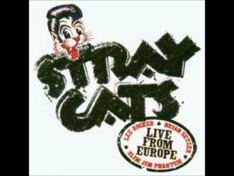 Stray Cats-Live from Europe [Complete Live Album, Berlin 2004]