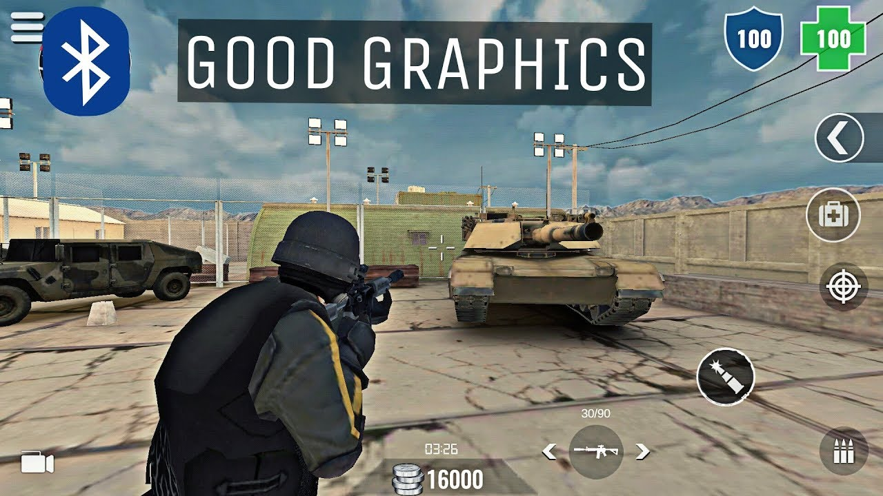 Top 10 Best Offline Local Multiplayer Games On Android Via Bluetooth