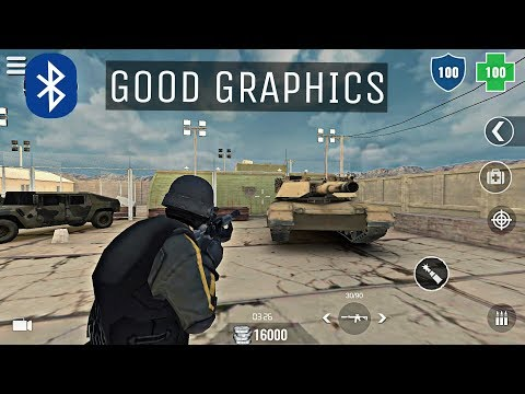 Top 17 Local Multiplayer Games Android, IOS Via Bluetooth, LAN L Good Graphics