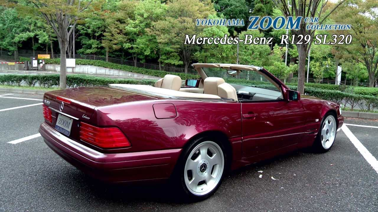 Mercedes Benz R129 Sl320 By Zoom Car Collection Youtube
