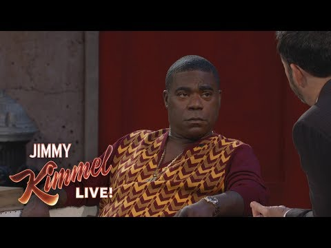 Tracy Morgan Was Popular for a Terrible Reason
