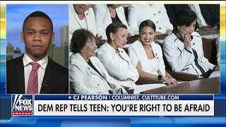 Dem Rep. Replies to Conservative Teen's Tweet on SOTU: 'You're Right to Be Afraid of Us'