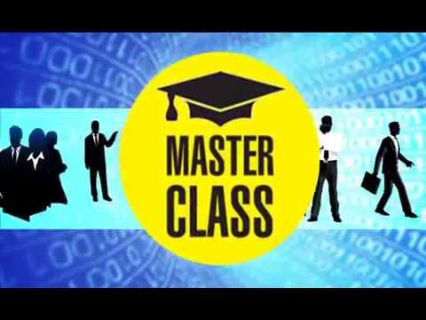 Master Class - Unlocking Human Capital - 23 Jan 2017