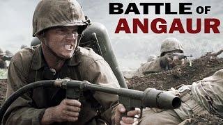 Battle of Angaur | 1944 | World War 2 in the Pacific | World War 2 Documentary