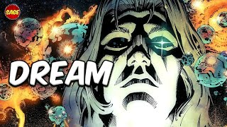 "Who is DC Comics' Dream? ""The Sandman"" Knows ALL"