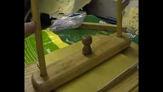 Handy Andys Woodworking- Review Of Napkin Holder/ Box And Salt And Pepper Pots.