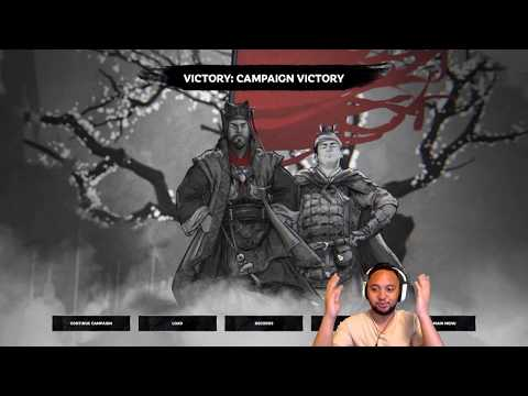 Cao Cao Legendary Campaign Victory - Total War: Three Kingdoms | The True Emperor Of China TW3K |