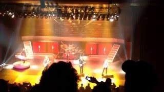 Excerpts from the Styx concert in Albany, NY on February 18, 2016.