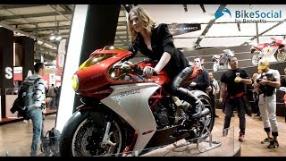 MV Agusta Brutale 1000 Serie Ore and Superveloce 800 inc. Design Director interview