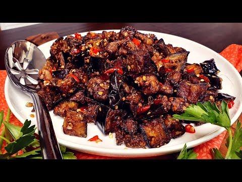 Spicy Eggplant / Pepper Eggplant VEGAN ( Hakka ) Episode 936