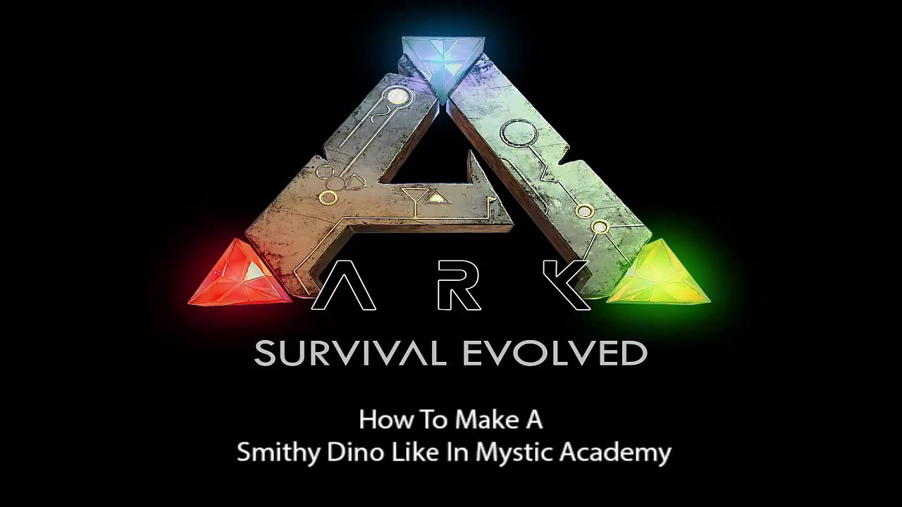 Ark dev kit series e24 how to make a smithy dino youtube malvernweather Image collections