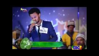 Dawit Tsige Super Performance (Balageru Idol August 22, 2015)