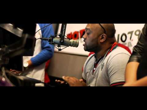 Extream Bling Hot 107.9 Interview In Atlanta With The Durtty Boyz And Dj Ray G [Boss Squad Submitted]