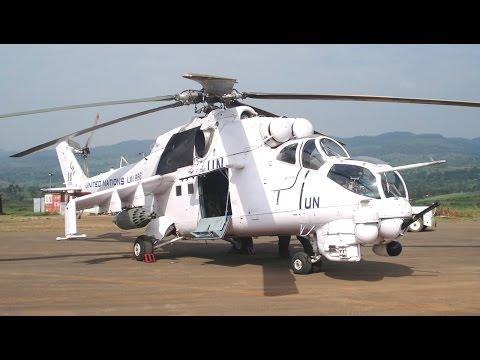 Mi-24 in Sierra Leone Documentary