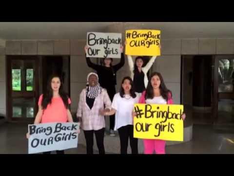 Kidnapping of Girls in Chibok. Borno Nigeria