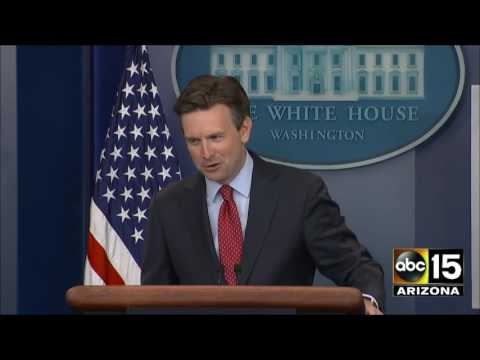 Well, That escalated quickly! Josh Earnest blames Congress for Zika Virus spreading in the USA