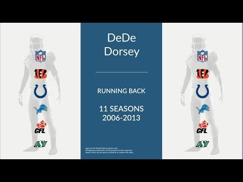 DeDe Dorsey: Football Running Back