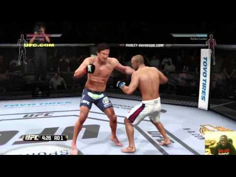 UFC - Lyoto Machida vs Phil Davis - UFC Rivalry Fights   UFC Fights 2014